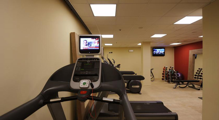Doubletree-Mailand-Fitness