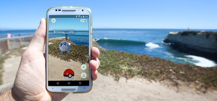 Pokemon Go Aktionen in Ueberblick